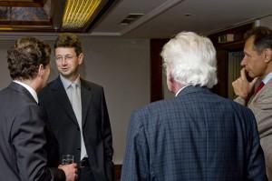 Foto: Münchner FREIE WÄHLER Wirtschaftsforum: Im Dialog mit den Unternehmen